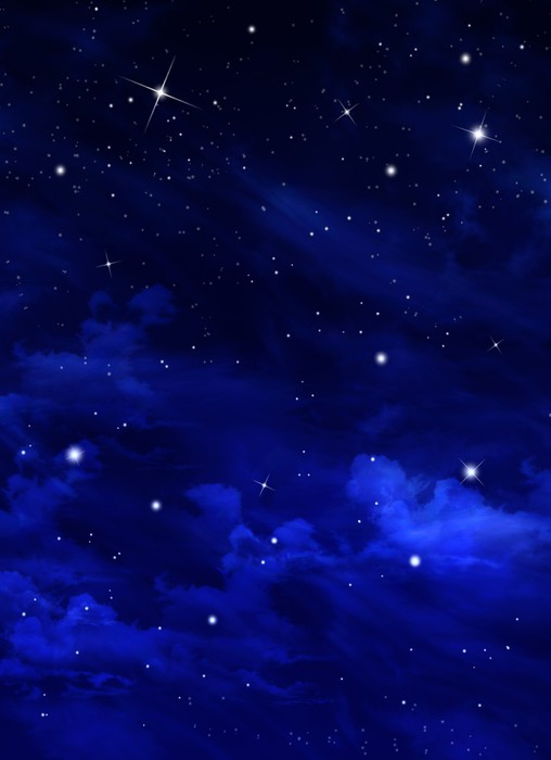 Beautiful Background Nightly Sky Wall Mural Pixers