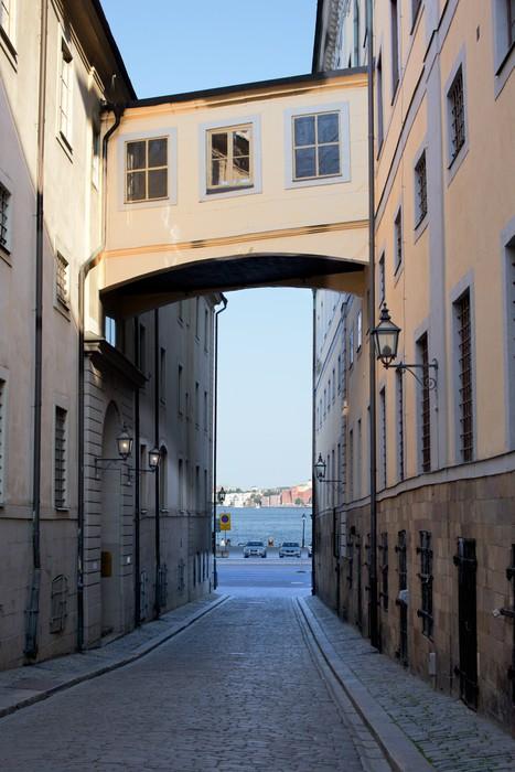 Vinylová Tapeta Stoccolma - Svezia - Evropa