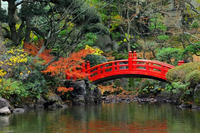 Carta da parati giardino giapponese pixers viviamo for Vater japones