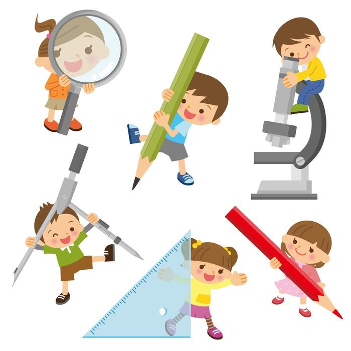 Nálepka Pixerstick Syn stěží vzdělávání - Vzdělávání