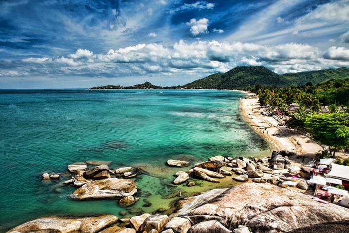 Vinylová Tapeta Tropické moře - Příroda a divočina