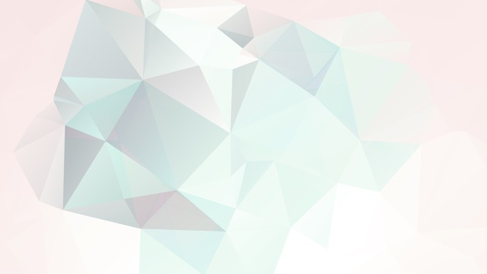 Soft Pastel Abstract Geometric Background With Gradients
