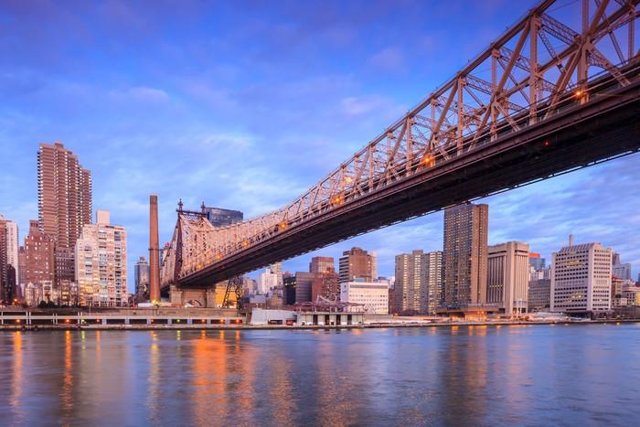 Vinylová Tapeta Královna Bridge - Americká města