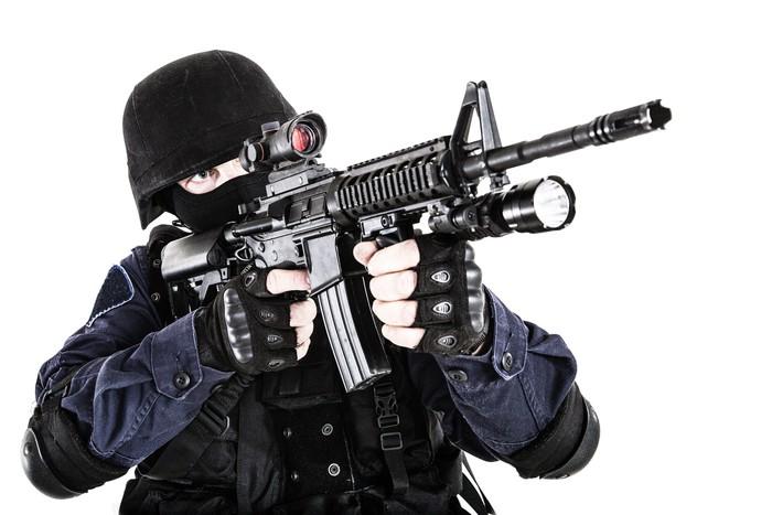 Fotomural Oficial de SWAT • Pixers® - Vivimos para cambiar