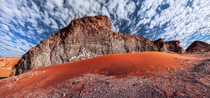 Vinylová Tapeta Death Valley (Valle de la Muerte) - Amerika