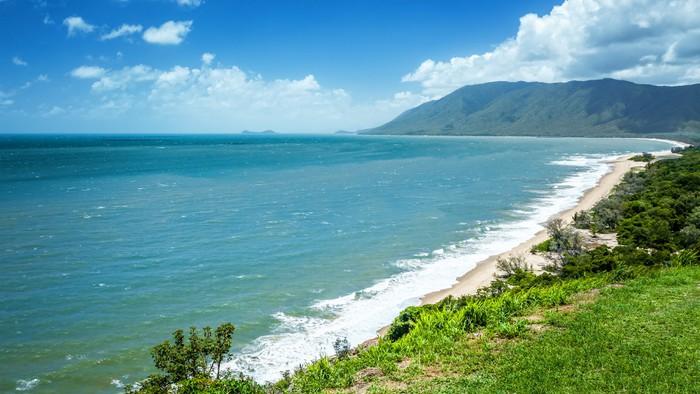 Vinylová Tapeta Beach Queensland Australia - Témata