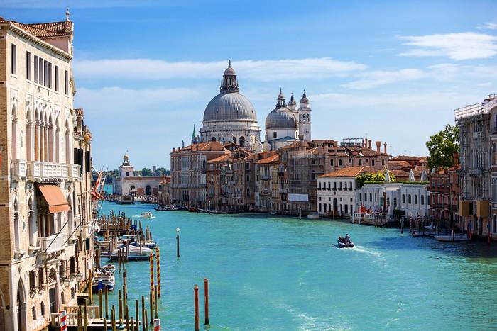 Vinylová Tapeta Santa Maria della Salute, Benátky, Itálie - Evropská města
