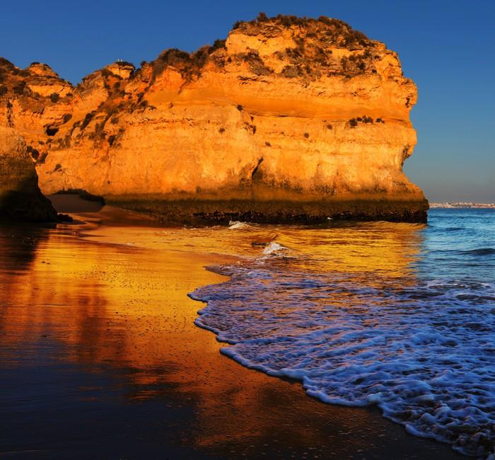 Vinylová fototapeta Portugalsko pobřeží - Vinylová fototapeta