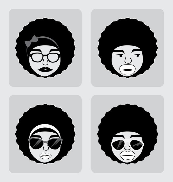 Plakát Design afro styl - Jiné objekty