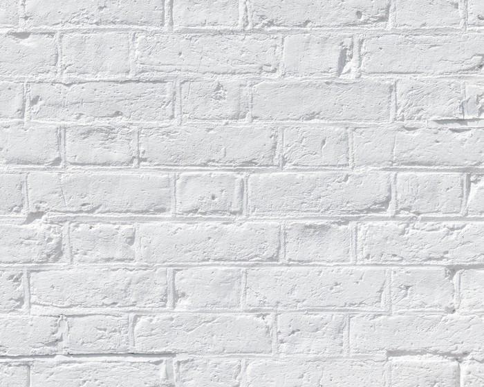 papier peint mur brique blanc pixers nous vivons pour. Black Bedroom Furniture Sets. Home Design Ideas
