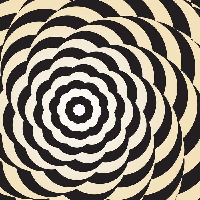 papier peint illusion optique pixers nous vivons pour. Black Bedroom Furniture Sets. Home Design Ideas