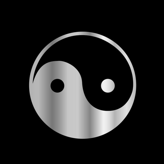 Vinylová Tapeta Taoism- Daoism náboženské icon- Ying a Yang - Náboženství