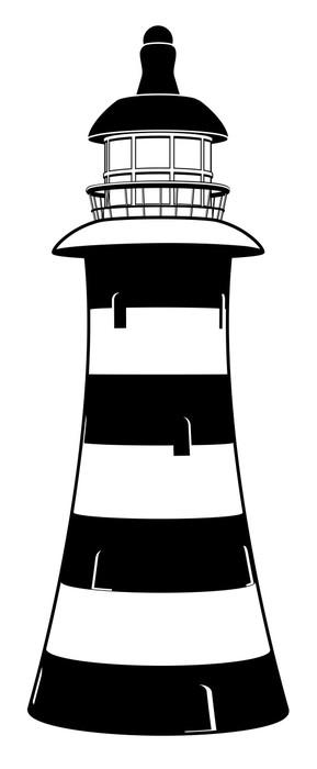 tableau sur toile phare pixers nous vivons pour changer. Black Bedroom Furniture Sets. Home Design Ideas
