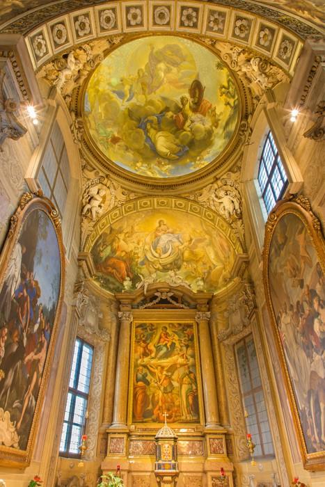 Papier peint vinyle Bologne - infirmière sont église principale de San Michele in Bosco - Europe