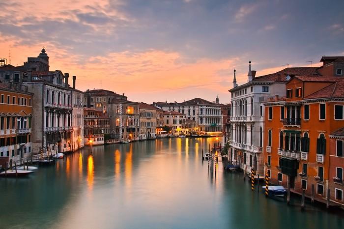 Nálepka Pixerstick Benátky, Itálie - Témata