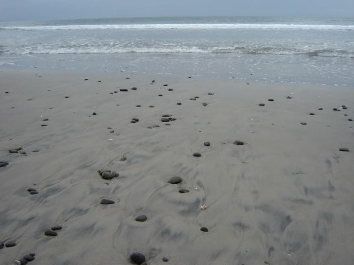 Vinylová Tapeta California Beach - Voda