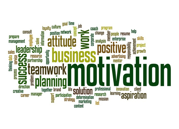 Motivation Word Cloud Wall Mural Pixers 174 We Live To Change