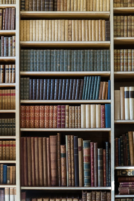 papier peint livres ancien pixers nous vivons pour changer. Black Bedroom Furniture Sets. Home Design Ideas