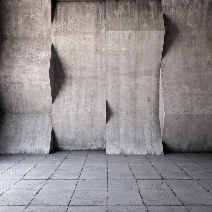 Vinylová Tapeta Abstraktní geometrické pozadí - Památky