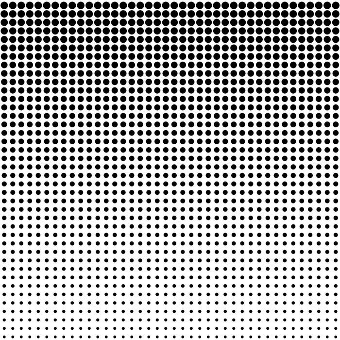 Fotomural fondo punteado pixers vivimos para cambiar - Fotomurales pixel ...