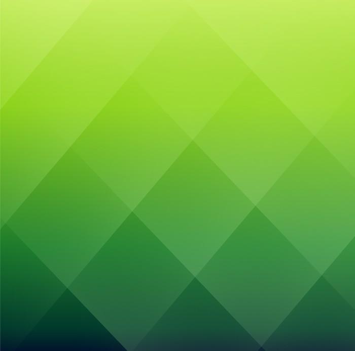 Kare Desenli Yeşil Arka Plan Duvar Resmi Pixers Haydi Dünyanızı