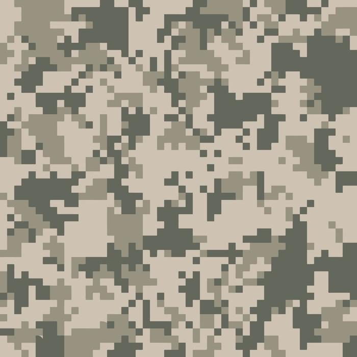Vinylová Tapeta Digital camo textura - Pozadí