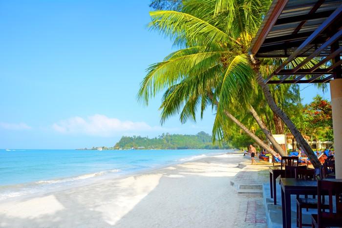 Vinylová Tapeta Klong Prao Beach, Koh Chang, Thajsko - Asie