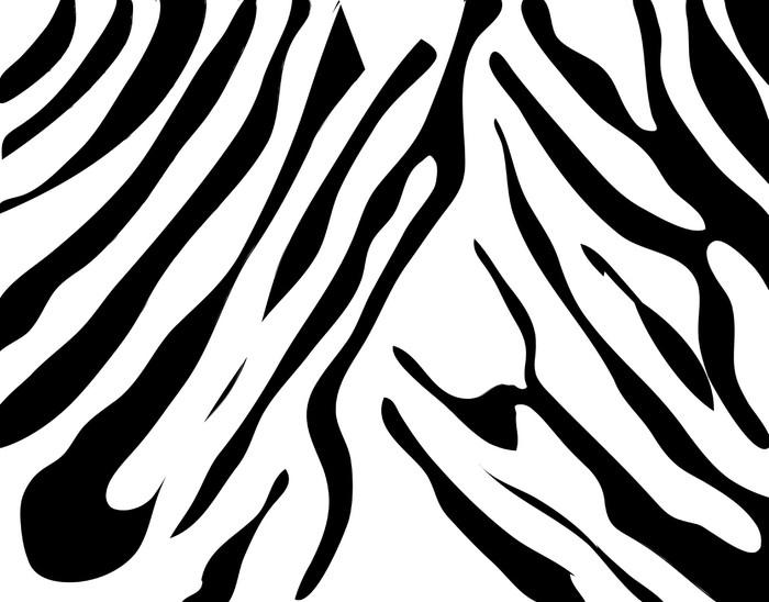 fotomural cebra textura blanco y negro pixers On fotomural blanco y negro