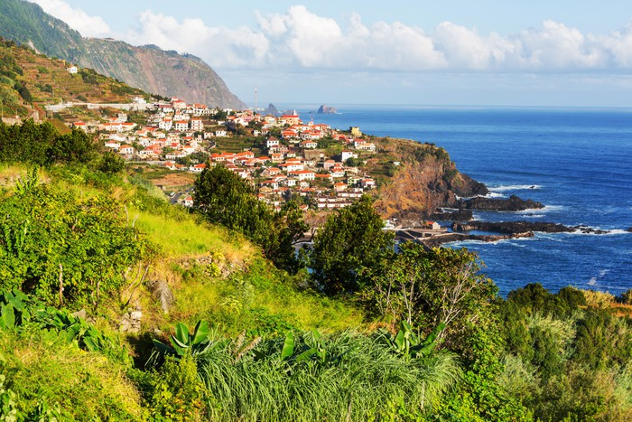 Papel Pintado Estándar Madeira - Vacaciones