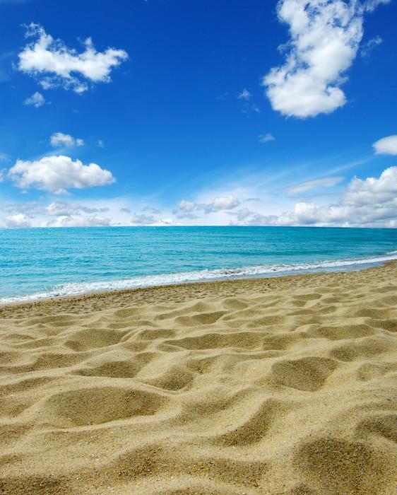 Vinylová Tapeta Moře je nebe - Voda