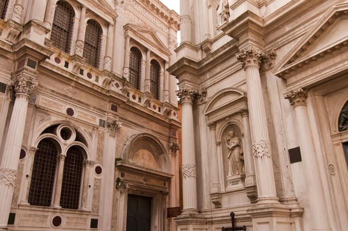 Vinylová Tapeta San Rocco, Benátky, Itálie - Evropská města