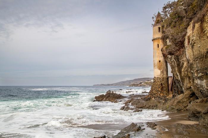 Vinylová Tapeta Laguna Beach pobřeží, Kalifornie - Amerika