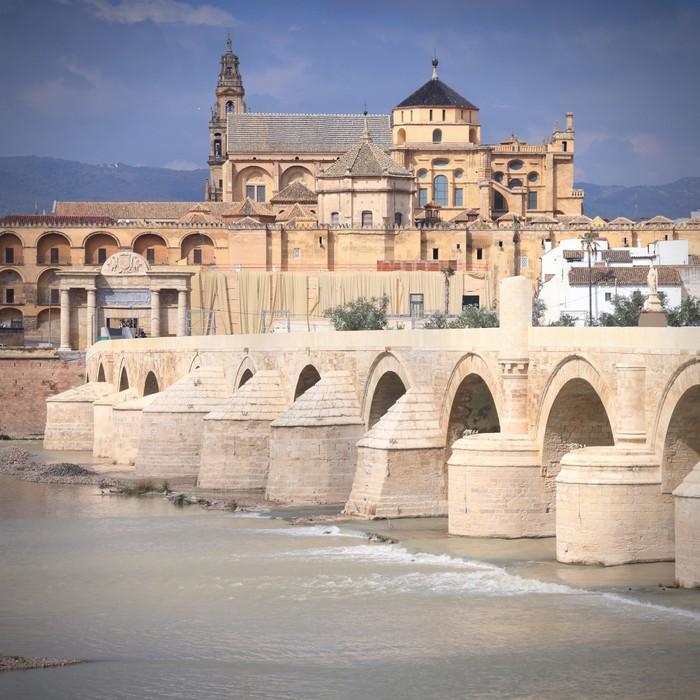Papier Peint Vinyle Cordoue, Espagne - Paysages urbains
