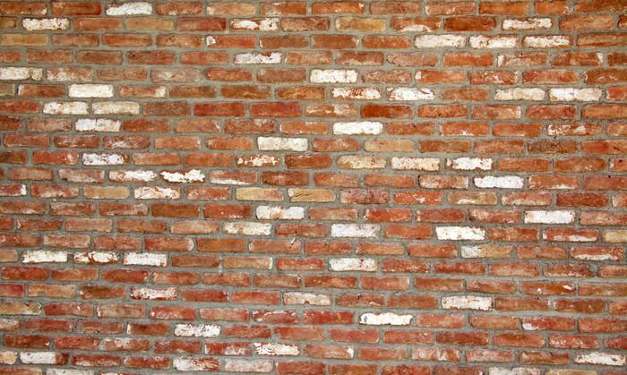 Carta da parati muro di mattoni texture pixers for Carta da parati adesiva mattoni