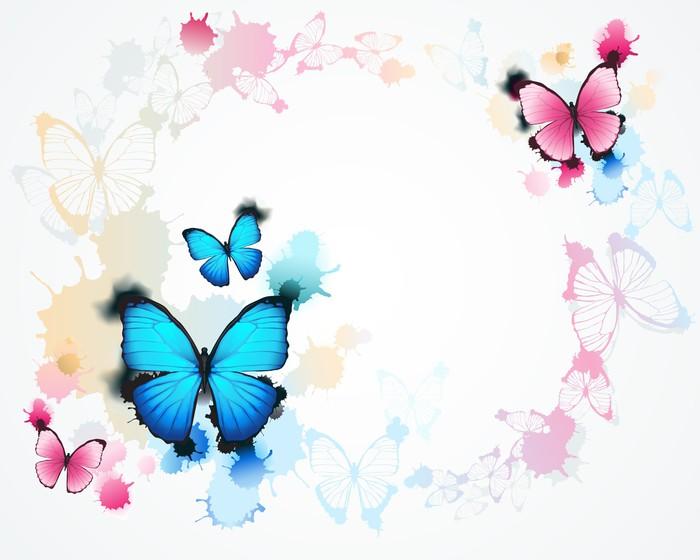 papier peint contexte papillon pixers nous vivons. Black Bedroom Furniture Sets. Home Design Ideas
