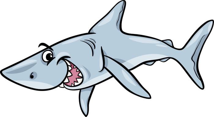 Resultado de imagen de tiburon dibujo