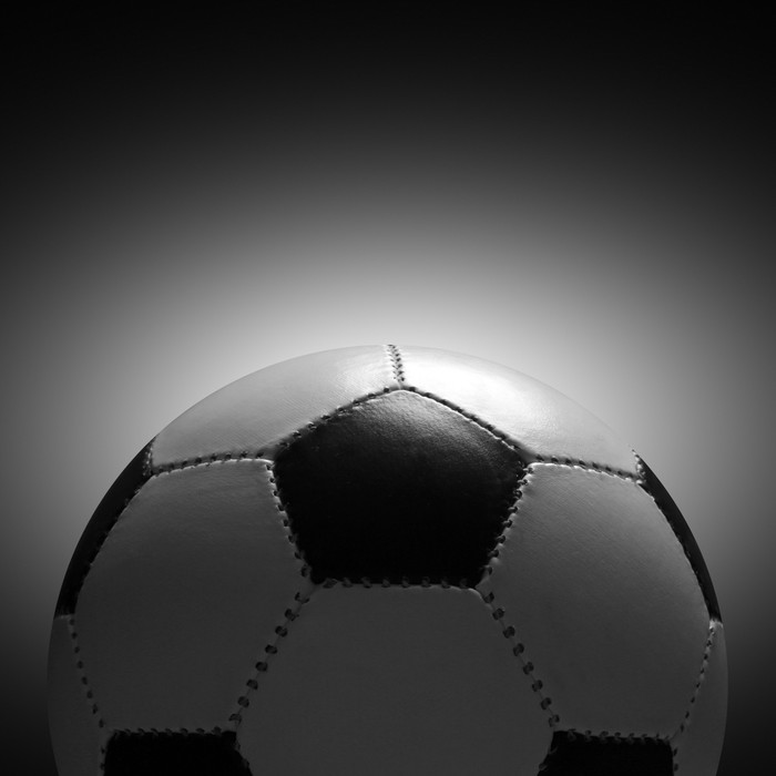 Soccer - Background Vinyl Wallpaper - Sports Items