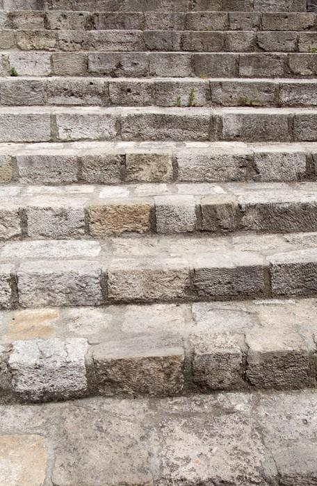 Fotomural escalones de piedra pixers vivimos para cambiar - Escalones de piedra ...