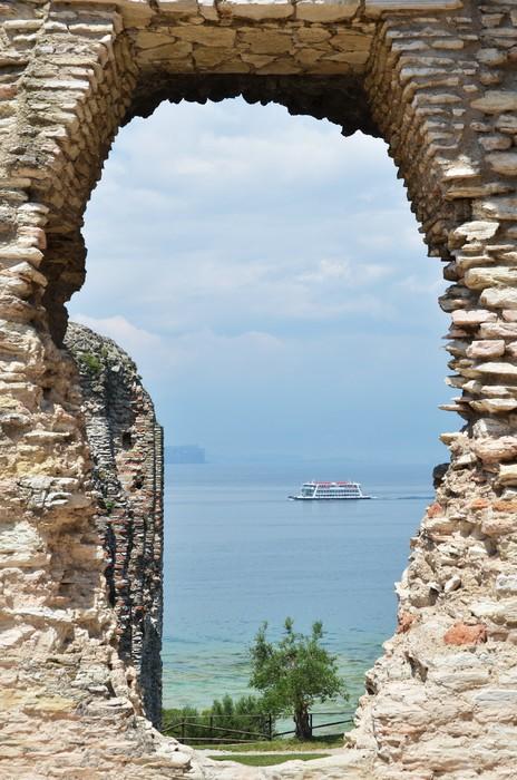 Vinylová Tapeta Archeologické vykopávky v Sirmione, Itálie - Témata