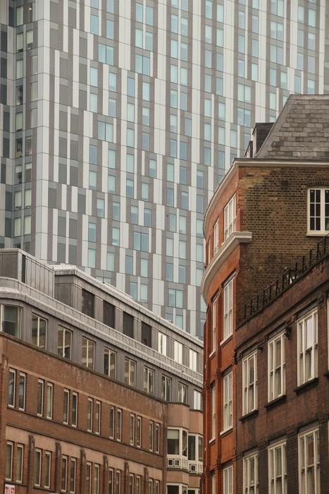 Vinylová Tapeta Londýn - Evropská města