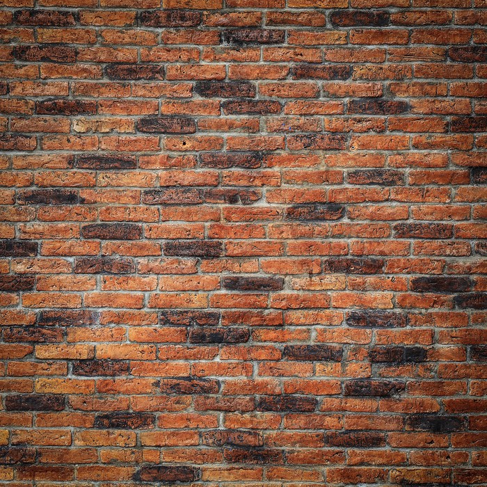 brick wall texture used for vintage background wall mural pixers