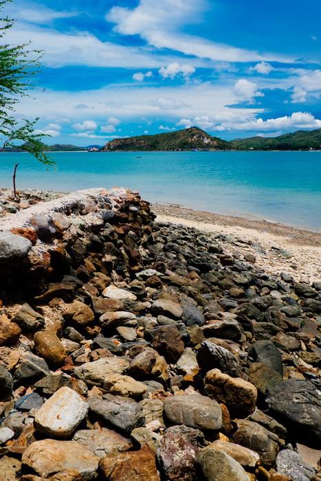 Vinylová Tapeta Vítejte na Koh Samaesan - Ostrovy