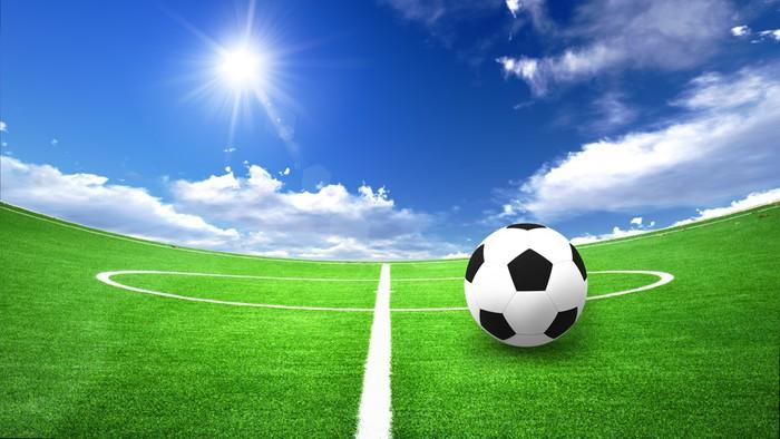 Fondo De Pantalla Linda Futbol: Fototapeta Boisko Do Piłki Nożnej • Pixers