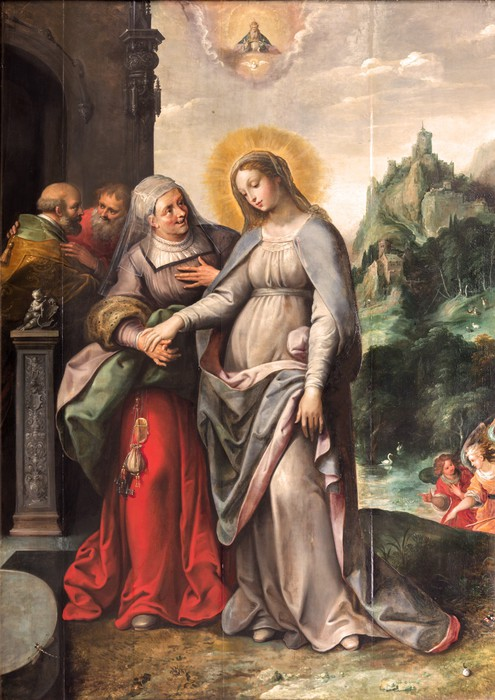 an analysis of the virgin mary in the gospel of luke Needless for us to examine in a brief analysis he writes his gospel from mary's viewpoint • dr luke has the longest account of the virgin birth of jesus of any.