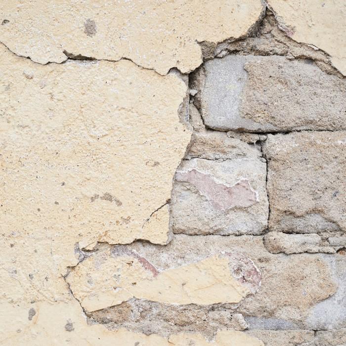 Carta da parati muro di mattoni con la calce cadere for Carta da parati effetto muro mattoni