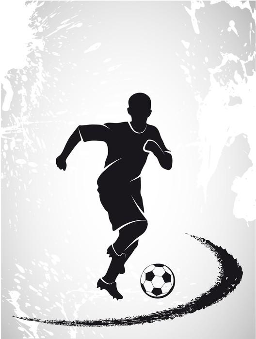 Vinylová Tapeta Sportovní zázemí fotbalového předmětu - Témata