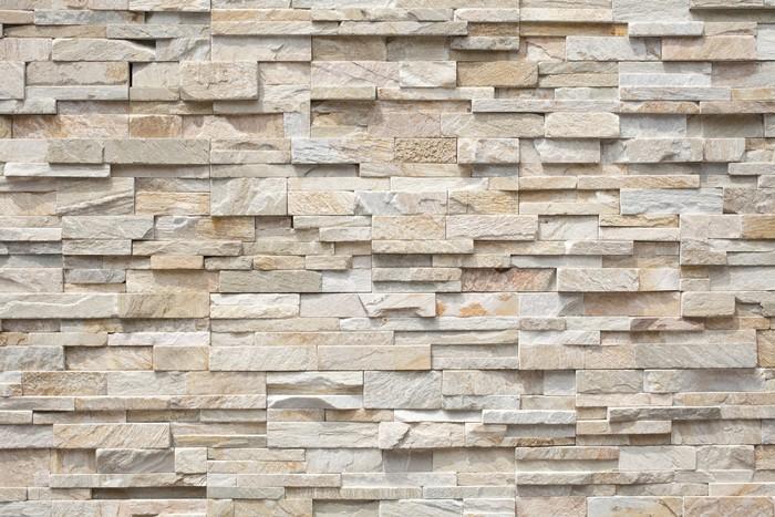 Fotomural la textura de las paredes de piedra pixers for Textura de pared