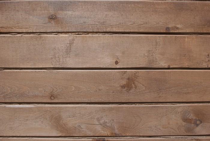 Adesivo parete di legno pixers viviamo per il cambiamento - Parete di legno ...