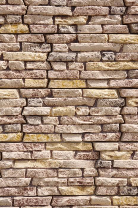 papier peint dalles imitation pierre sur le mur gros plan pixers nous vivons pour changer. Black Bedroom Furniture Sets. Home Design Ideas