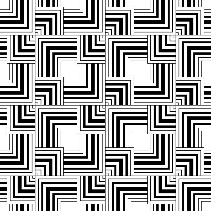 fototapete nahtlose schwarz wei muster einfache vektor streifen geometri pixers wir leben. Black Bedroom Furniture Sets. Home Design Ideas